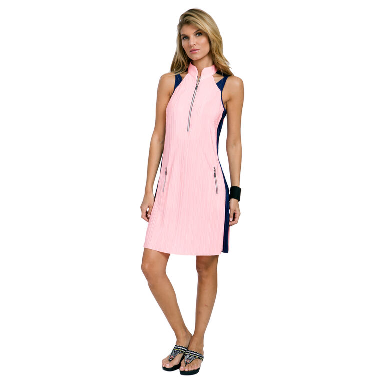 Cupid Group: Sleeveless Panel Dress