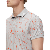 Alternate View 3 of Tour Tech Crackle Printed Polo