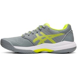 GEL-GAME 7 Women's Tennis Shoe - Grey/Yellow