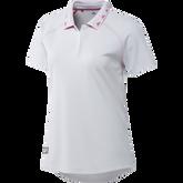 Alternate View 6 of Primegreen  Short Sleeve Print Collar Polo Shirt