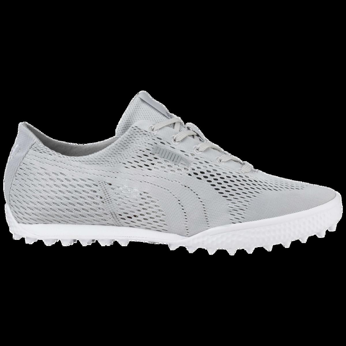 8157a78e608 PUMA Monolite Cat Woven Women s Golf Shoe - Grey