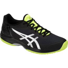 Asics GEL-Court Speed Men's Tennis Shoe - Black/Yellow