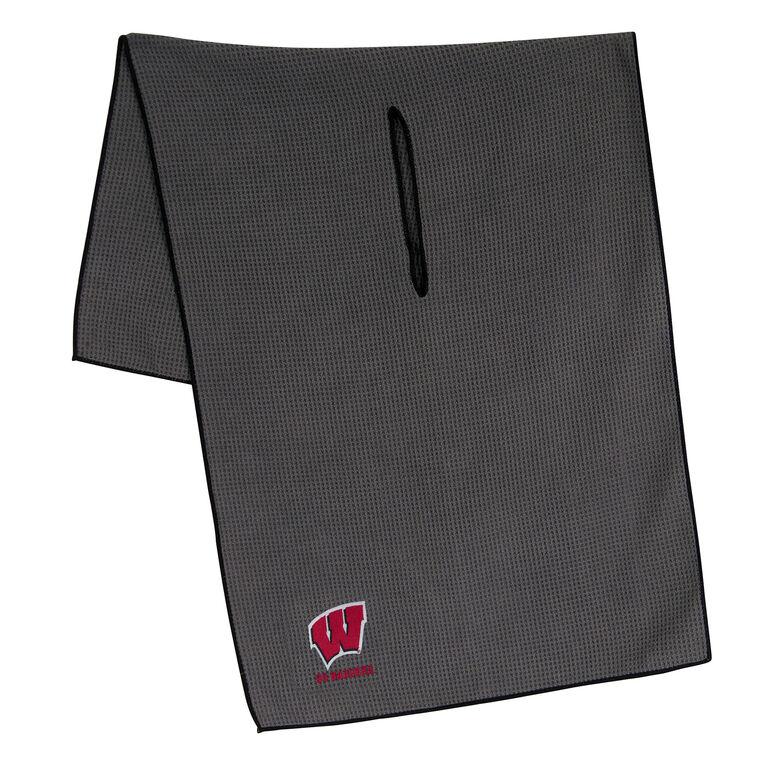 Team Effort Wisconsin Badgers Microfiber Towel