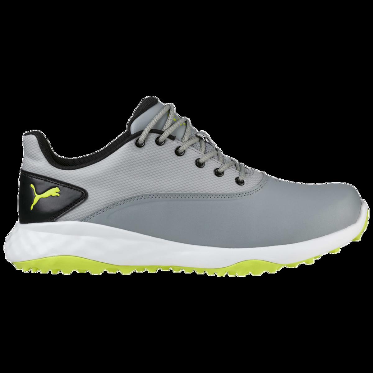 069f0d9b046 Images. PUMA Grip FUSION Men  39 s Golf Shoe - Grey Black