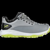 PUMA Grip FUSION Men's Golf Shoe - Grey/Black