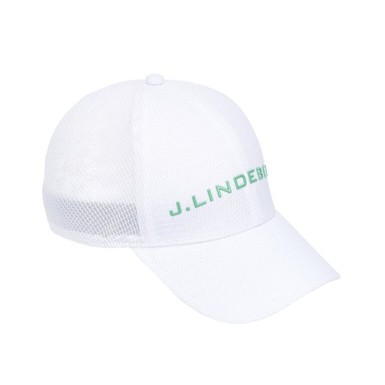 J Lindeberg Ace Mesh Seamless Cap
