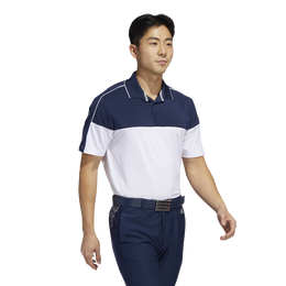 Ultimate365 Striped Polo Shirt