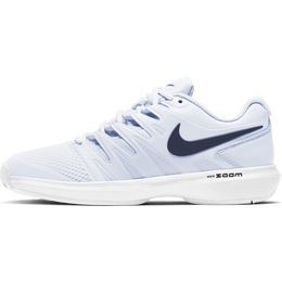 Air Zoom Prestige Women's Tennis Shoe - Grey/Navy