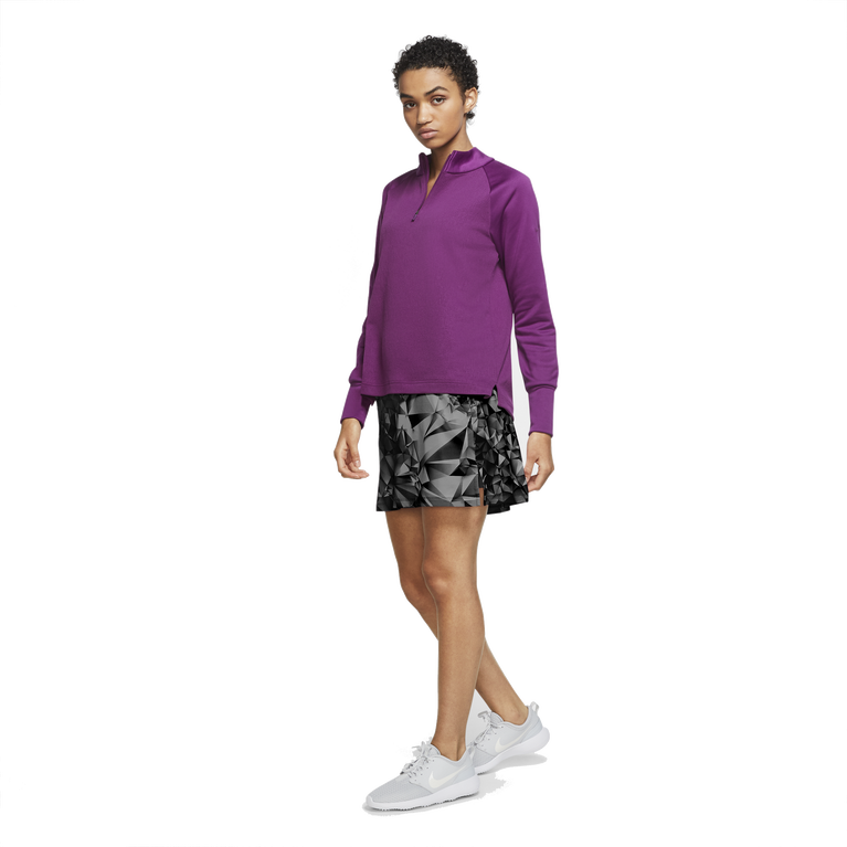 "Dri-FIT Victory Women's 17"" Geo Print Golf Skirt"