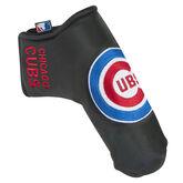 Alternate View 1 of Team Effort Chicago Cubs Black Blade Putter Cover