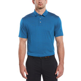 Feeder Stripe Short Sleeve Golf Polo Shirt