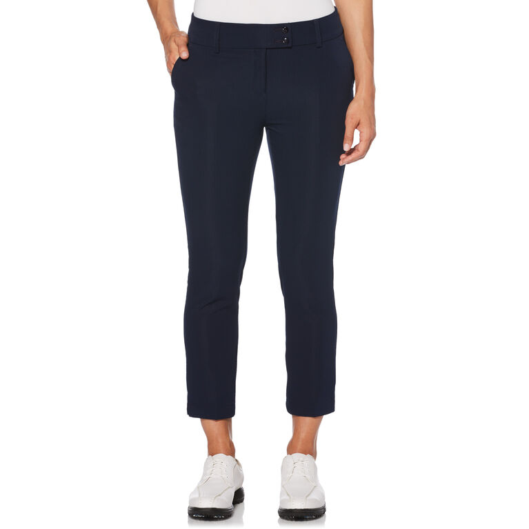Women's Seersucker Golf Pant