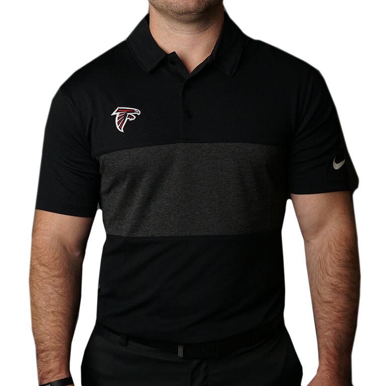 Nike Breathe Falcons Colorblock Polo