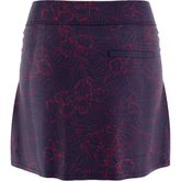 Alternate View 1 of Flamingo Collection: Tropical Print Skort