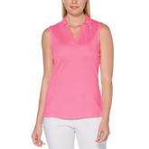 Sleeveless Airflux Golf Polo Shirt