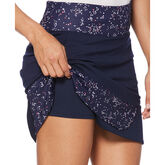 Alternate View 2 of Teaberry Group: Mini Print Petal Stretch Golf Skort