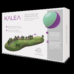 Kalea Purple Golf Balls