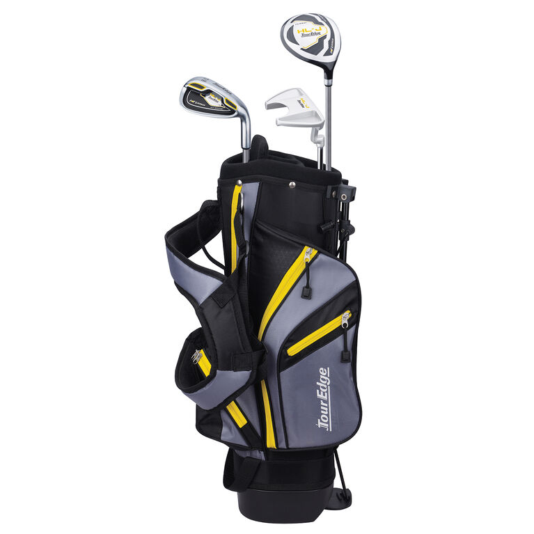 Tour Edge HL-J Yellow Junior Set (Age 3-5)