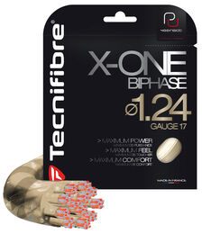 Tecnifibre X-One Biphase 17G String- Natural