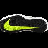 Alternate View 9 of NikeCourt Jr. Vapor X Kids' Tennis Shoe - White/Yellow