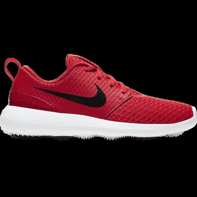 Roshe G Jr. Kids' Golf Shoe - Red/White