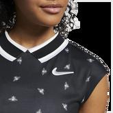 Alternate View 1 of NikeCourt Dri-FIT Printed Top