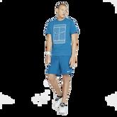 Alternate View 1 of NikeCourt Men's Short Sleeve Tennis T-Shirt