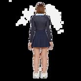 Alternate View 4 of Long Sleeve Laika Color Block Bodysuit