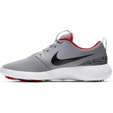 Alternate View 3 of Roshe G Men's Golf Shoe - Grey/Red (Previous Season Style)