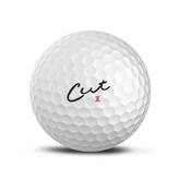 Alternate View 2 of Cut Blue Golf Balls