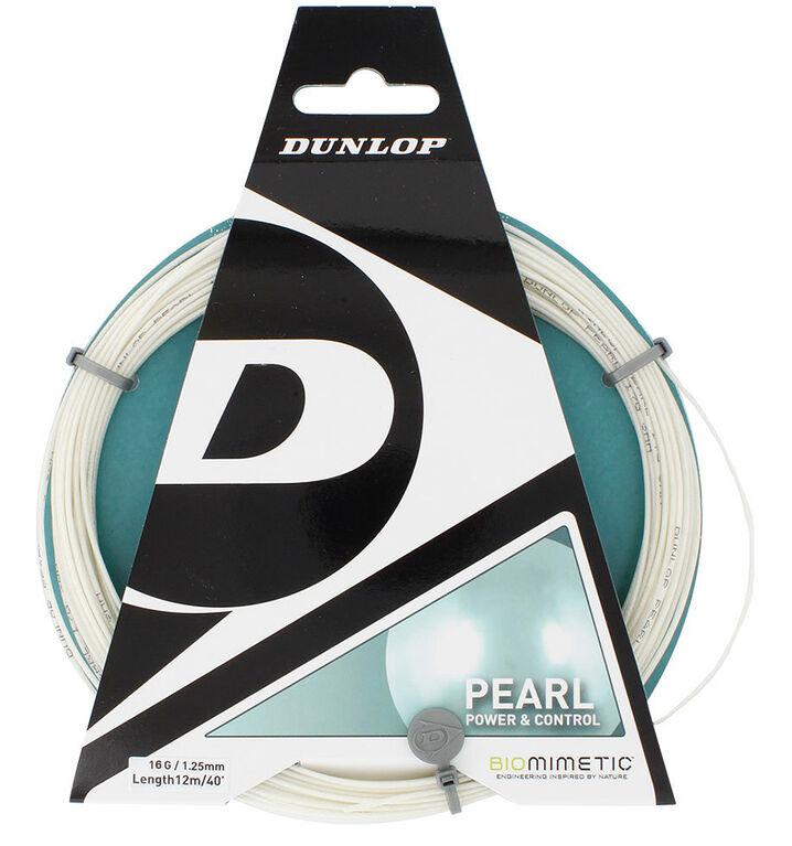 Dunlop Pearl 16 Gauge String - White