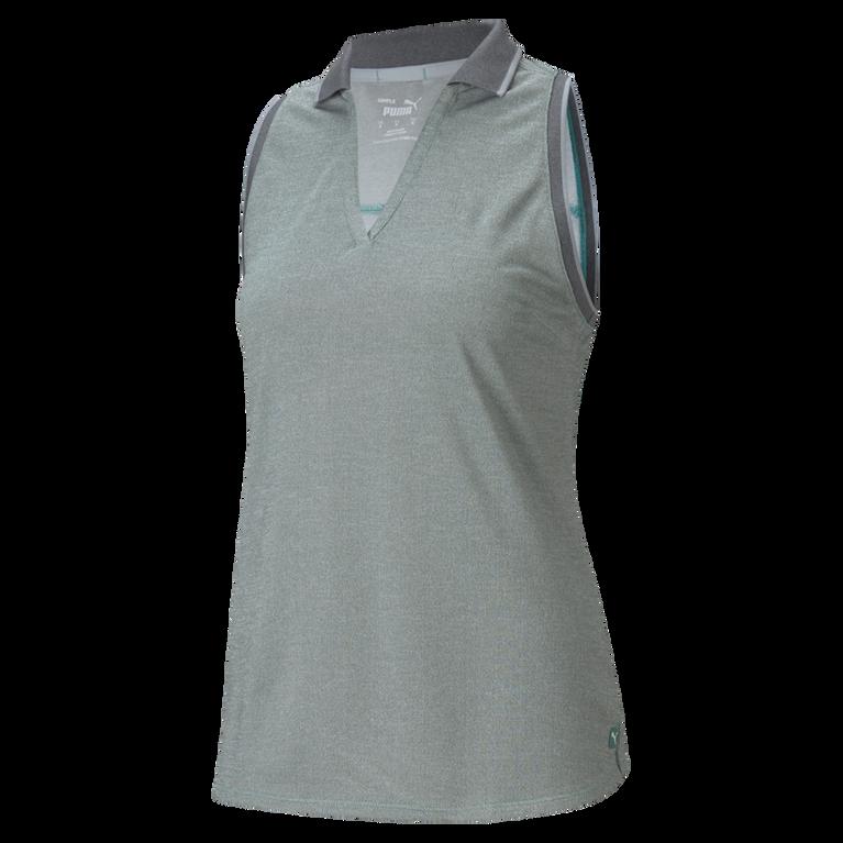 Mattr Sprinter Sleeveless Polo Shirt