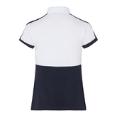 Alternate View 5 of Camille Short Sleeve Color Block Golf Polo