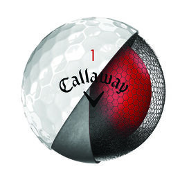 Callaway Chrome Soft Golf Balls - Personalized
