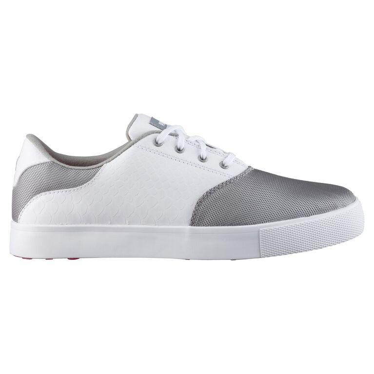 PUMA Tustin Saddle Women's Golf Shoe - Grey/White