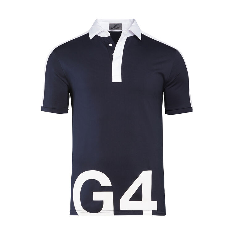 G4 Colorblock Polo