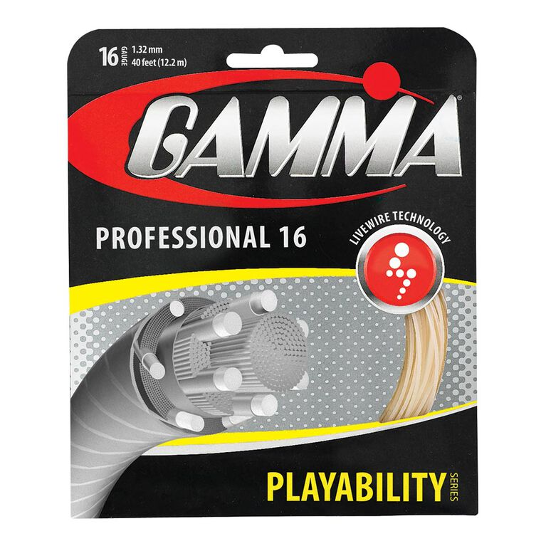 Gamma Live Wire Professional 16 Gauge String