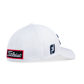 Alternate View 1 of Tour Sports Mesh White Hat
