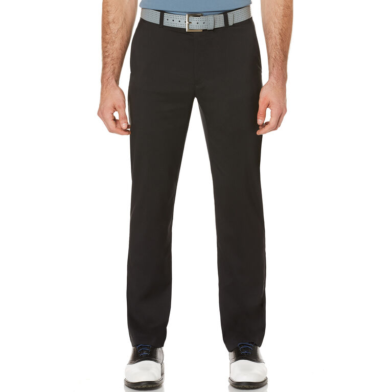 PGA TOUR Men's Golf Performance Flat Front Pant