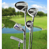 Alternate View 6 of DTP Women's 7-Piece Golf Club Set