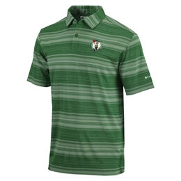 Boston Celtics OMNI-WICK Slide Polo