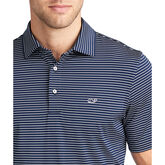 Alternate View 2 of Wilson Stripe Sankaty Performance Polo