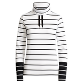 Alternate View 3 of Polo Ralph Lauren Striped Jersey Golf Pullover