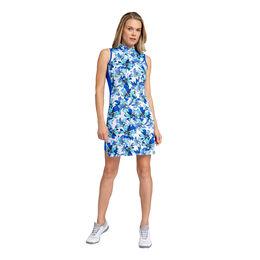 Tides Group: Sleeveless Gia Dress - Lillies