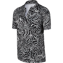 Dri-FIT Girls' Zebra Printed Golf Polo