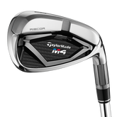 TaylorMade M4 4, 5-Hybrid, 6-PW, AW Women's Combo Set w/ Graphite Shafts