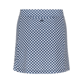 "Alternate View 5 of Amelie 14.5"" Gingham Golf Skort"