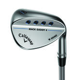 Callaway Women's MD4 Satin Chrome Graphite Wedge
