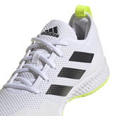 Alternate View 10 of Court Control Tennis Shoes - White/Black