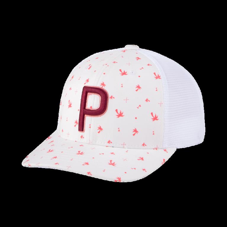 PALMS TRUCKER P 110  SNAPBACK CAP